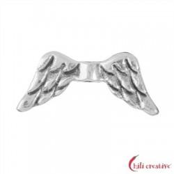 Flügel Engel 15 mm (klein) Silber VE 4 Stück