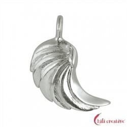 Flügel Hagiel 17 mm Silber VE 2 Stück