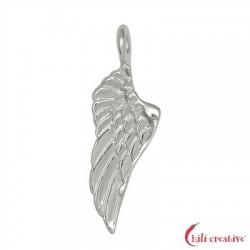 Flügel Kabriel 20 mm Silber VE 4 Stück