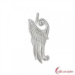 Flügel Kyriel 27 mm Silber VE 2 Stück