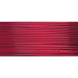 Basis-Draht rot 0,45 mm/25m
