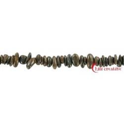 Strang Splitter Bronzit (Ferro-Enstatit) 1-2 x 6-8 mm