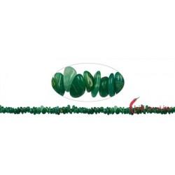 Strang Splitter Amazonit dunkel 2-4 x 5-10 mm