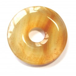 Donut Carneol (erhitzt) 50 mm