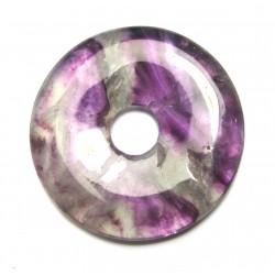 Donut Fluorit 30 mm