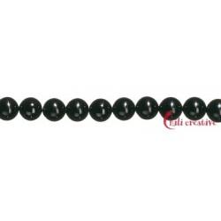 Strang Kugel Onyx (gefärbt) 4 mm
