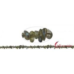 Strang Splitter Labradorit 2-4 x 5 -10 mm