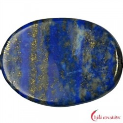 Strang Platten Freeform Lapis Lazuli AA 28-40 x 25-30 x 5 mm