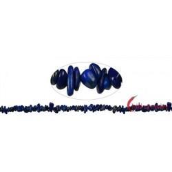 Strang Splitter Lapis Lazuli 1-3 x 3-8 mm 88 cm