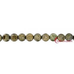 Strang Coin Muskovit-Glimmer (stab.) 10 x 5 mm