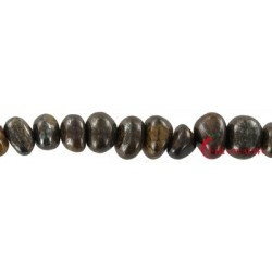 Strang Nuggets Pebbles Bronzit 7 x 9-12 mm