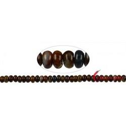 Strang Button Pietersit  4x 6 mm