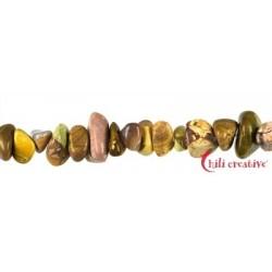 Strang Splitter rundlich Amulettstein 6-10 mm