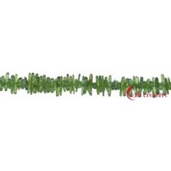 Strang Splitter Disthen (grün) AAA 10-16 mm