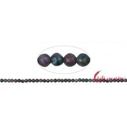 Strang Kugel Rubin-Disthen 4 mm
