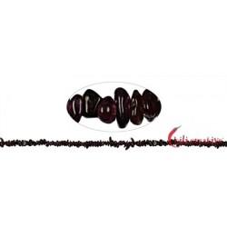 Strang Splitter Granat (Rhodolith) 2-4 x 5-10 mm