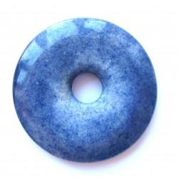 Donut Blauquarz 50 mm