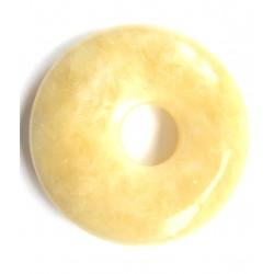 Donut Calcit orange 40 mm