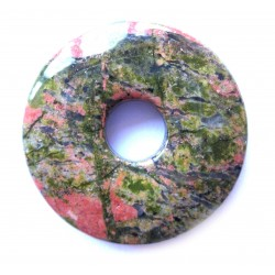 Donut Epidot (Unakit)  30 mm