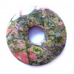Donut Epidot (Unakit)  50 mm